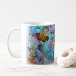 Taza De Café ¡Un día espontáneo de arte - explosión! técnicas