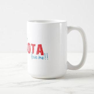 Taza De Café ¡Un manojo de gente en Minnesota me ama!!