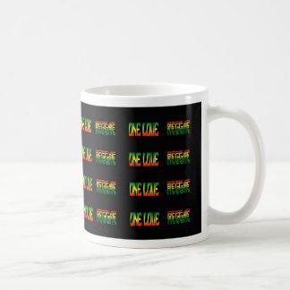 Taza De Café Un reggae del amor