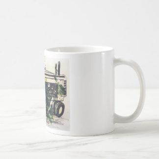 Taza De Café ¡Un tractor!
