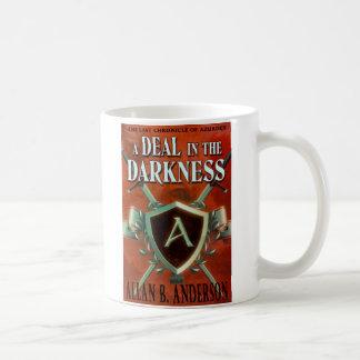 Taza De Café Un trato en la oscuridad