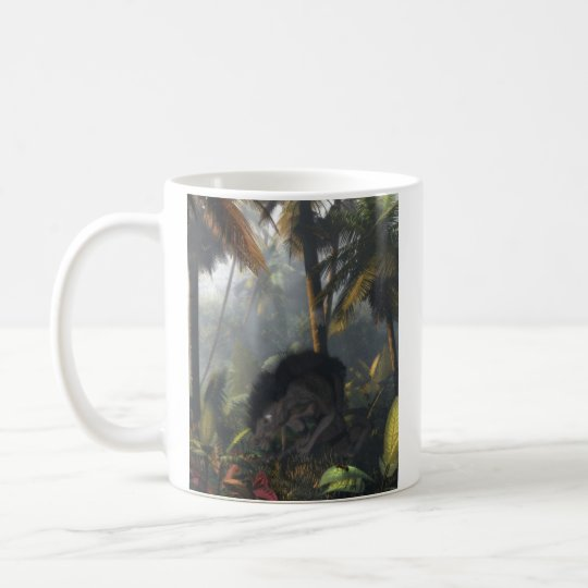 Taza De Café Una criatura curiosa