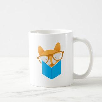 Taza De Café una lectura linda del zorro
