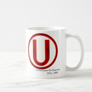 Taza De Café Universitario De Deportes Mug