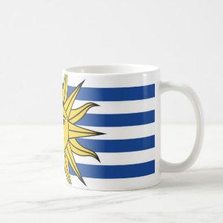 Taza De Café Uruguay flag