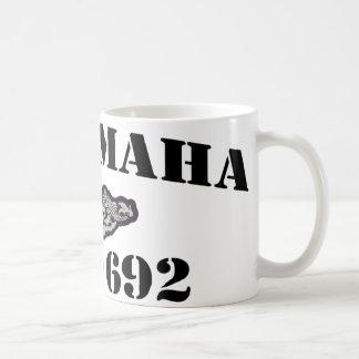 TAZA DE CAFÉ USS OMAHA