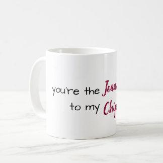 Taza De Café usted es el Juana a mi microprocesador