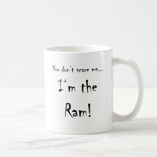 Taza De Café Usted no me asusta… espolón