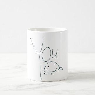 Taza De Café Usted oscila