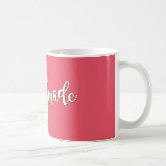 Taza De Café Va el logotipo hecho a mano