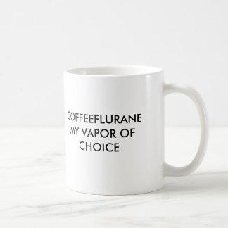 TAZA DE CAFÉ VAPOR DE COFFEEFLURANEMY DE LA OPCIÓN,