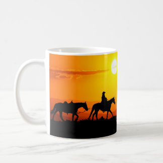 Taza De Café Vaquero-Vaquero-Tejas-occidental-país occidental