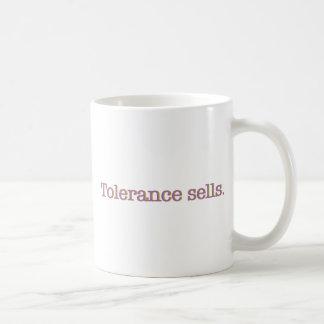 Taza De Café Ventas de la tolerancia