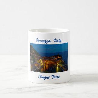 Taza de café - Vernazza, Italia (Cinque Terre)