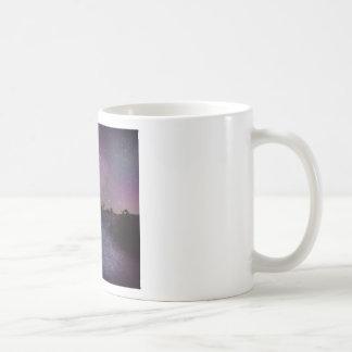 Taza De Café Vía láctea del parque nacional de la yuca