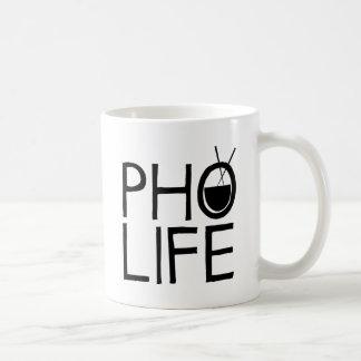 Taza De Café Vida de Pho