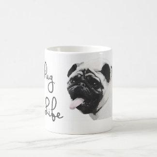 Taza De Café Vida del barro amasado