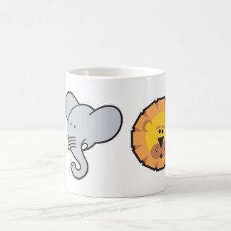 Taza De Café Vida salvaje
