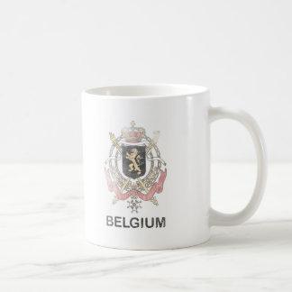 Taza De Café Vintage Bélgica