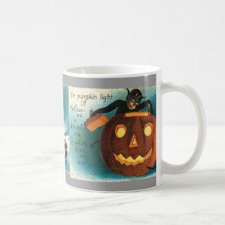 Taza De Café Vintage Halloween Gremlins