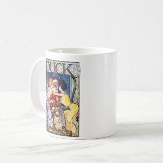 Taza De Café Vintage Papá Noel