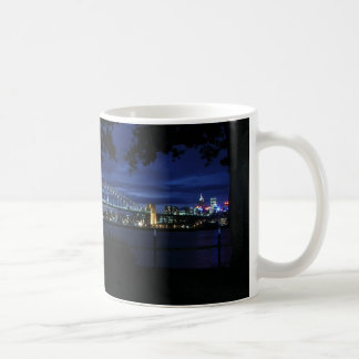 Taza De Café Vista panorámica del puerto de Sydney