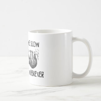 Taza De Café Viva lento, muera siempre que