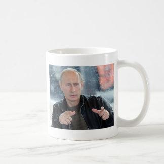 Taza De Café Vladimir Putin