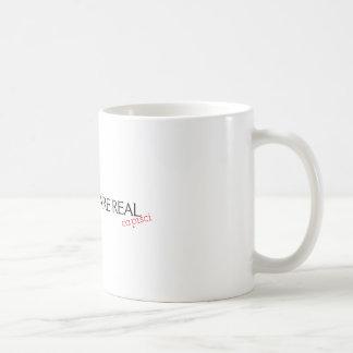 Taza De Café White Cup