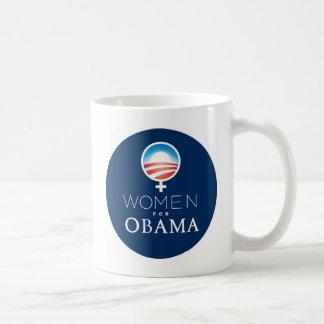 Taza De Café Women_for_Obama_Mug