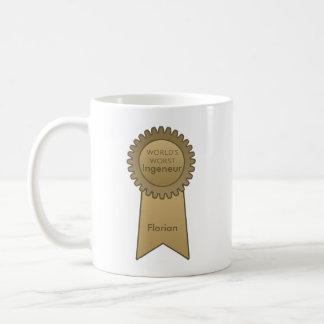 """Taza De Café World """" s Worst Award"""