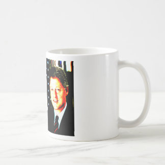 Taza De Café Y es tan importante - Bill Clinton