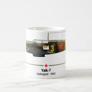 Taza De Café Yak-7 - Battle of Stalingrad -1942