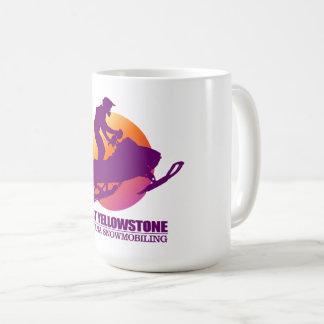 Taza De Café Yellowstone del oeste (SM) 2