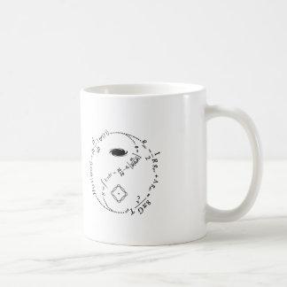 Taza De Café Yin Yang de la física [LUZ]