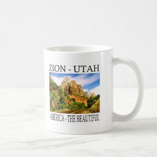 Taza De Café Zion Utah