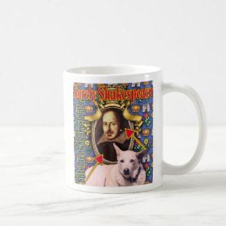 Taza De Café ZoeSPEAK - seguramente Shakespeare
