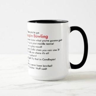 Taza de Candlepin - razones del top 10