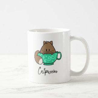 Taza de Catpuccino