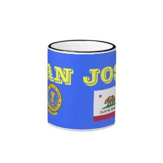 Taza de cerámica de San Jose