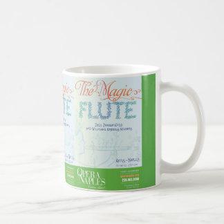 Taza de cerámica del poster mágico de la flauta 11