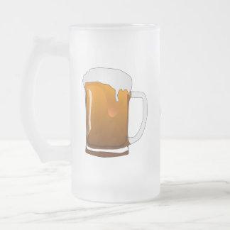 Taza de cerveza adaptable helada