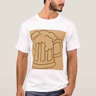 Taza de cerveza de la despedida de soltero camiseta
