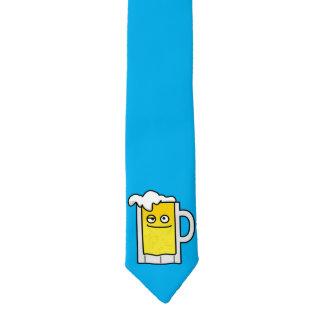 Taza de cerveza feliz - alcohol elaborado cerveza corbata fina