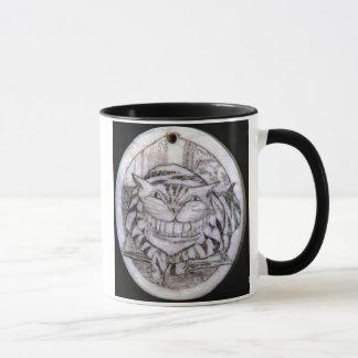 taza de Cheshire