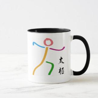 Taza de Chuan de la ji del Tai