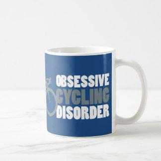 Taza de ciclo de OCD
