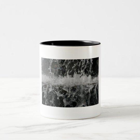 Taza de Coffe con un chapoteo