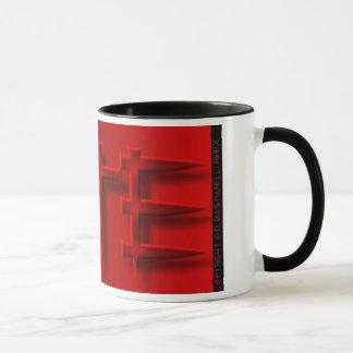 Taza de Coffe de la MORDEDURA