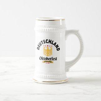 Taza de consumición del festival de la cerveza de